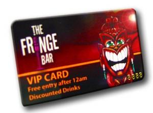 VIP Plastic Cards